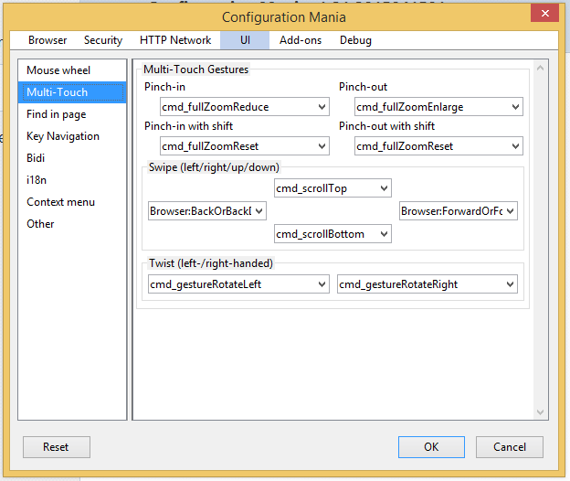 Configure Firefox without About Config with an Add-on 09