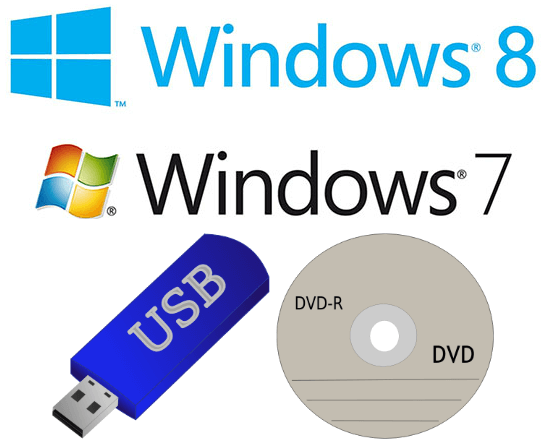 Create a Windows Installation USB Installation Disc Installation DVD