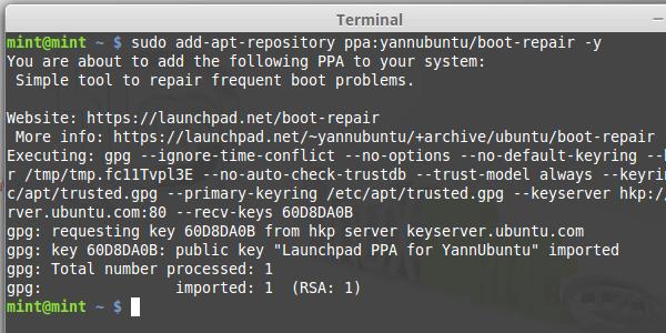 Delete Windows from Linux Mint - Ubuntu Dual-Boot 20