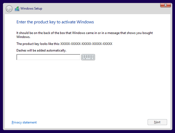 download windows 8 from torrent and intall from usb