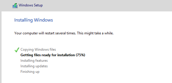 Install Windows 8.1 without a Product Key 10