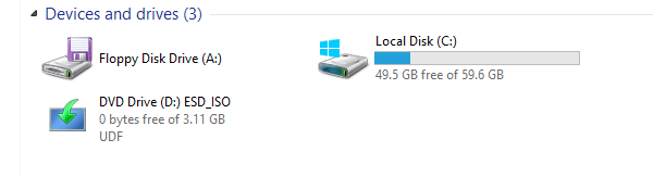 Software RAID in Windows 8.1 With Storage Pools 13