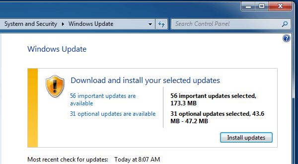 how to change windows 7 display language