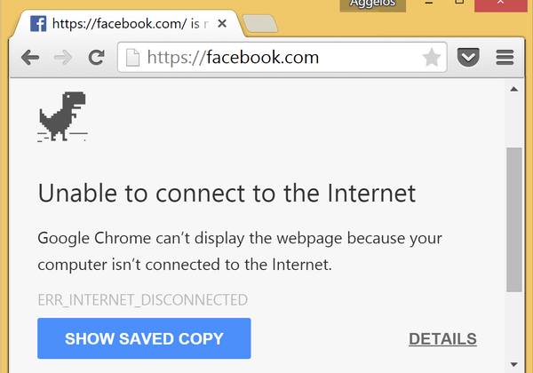 Browse Offline with Google Chrome and Mozilla Firefox | PCsteps com