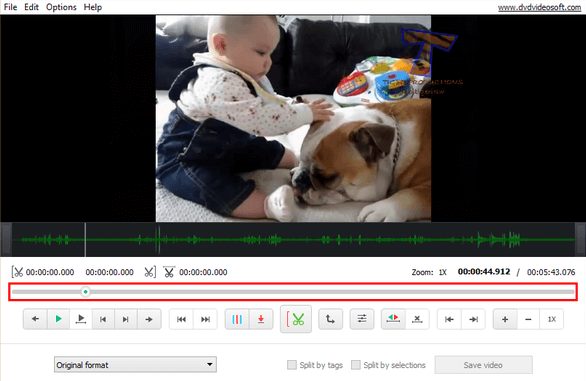 Cut a Video Without Loss in Quality, with Free Video Editor 07