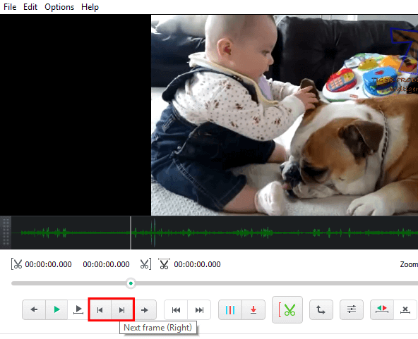 Cut a Video Without Loss in Quality, with Free Video Editor 08