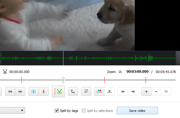 Cut a Video Without Loss in Quality, with Free Video Editor 17