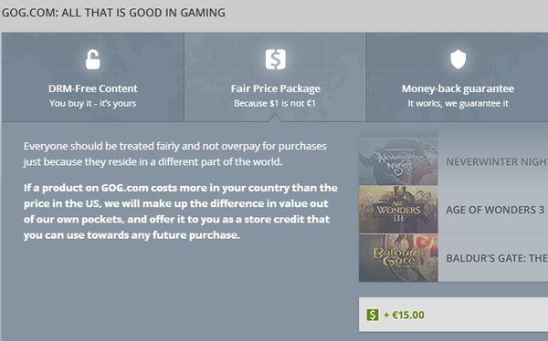 GOG Galaxy - A DRM-Free Steam Alternative Beta 17