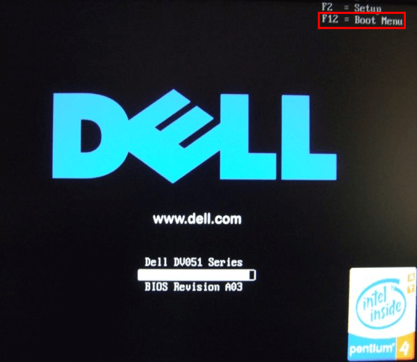 How To Change the Boot Order to Boot from USB or DVD on BIOS - UEFI 03