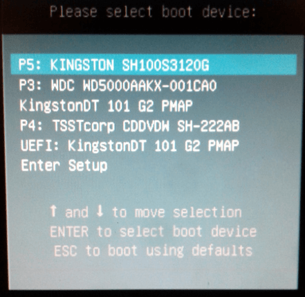 How To Change the Boot Order to Boot from USB or DVD on BIOS - UEFI 09