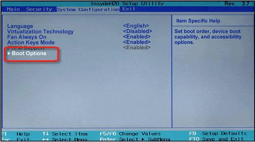How To Change the Boot Order to Boot from USB or DVD on BIOS - UEFI 18