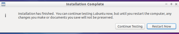 How to Install Lubuntu 15.04 to Replace Windows XP 20