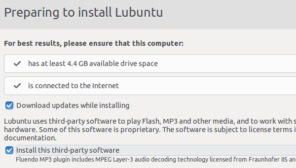 Install Lubuntu 15.10 - A Great Windows XP Replacement 05
