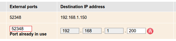 Port Forwarding on a Router and Windows Firewall 30