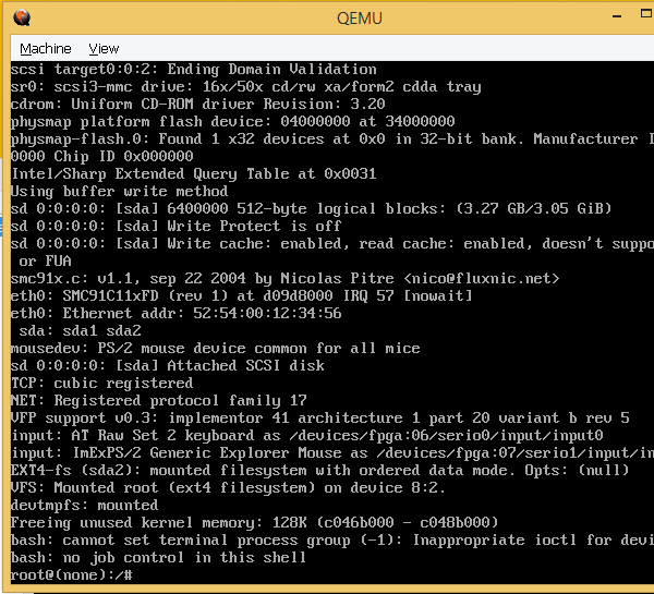 Raspberry Pi Emulation for Windows with QEMU 13