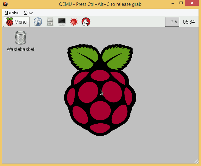 Raspberry Pi Emulation for Windows with QEMU 36