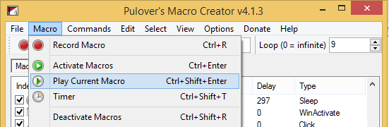 Windows Automation with the Free Pulover's Macro Creator 26