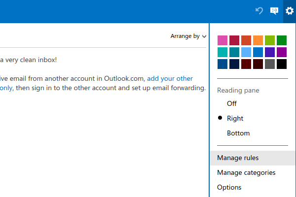 Delete Spam Permanently in Gmail and Outlook.com 17