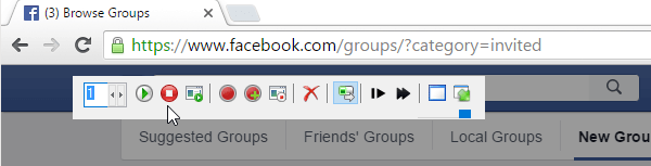 How To Leave Facebook Groups Automatically, with a Macro 16