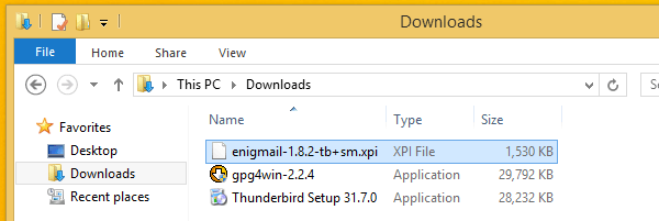 How To Send Secure Email Messages with OpenPGP Encryption Mozilla Thunderbird 08
