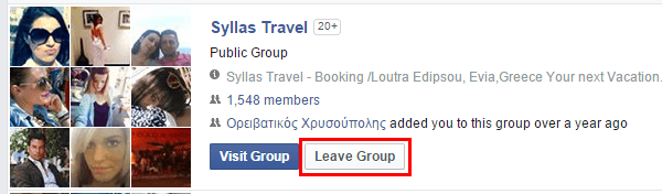 How to Leave Facebook Groups Quickly Automatically, with a Script 04