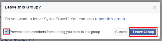 How to Leave Facebook Groups Quickly Automatically, with a Script 06