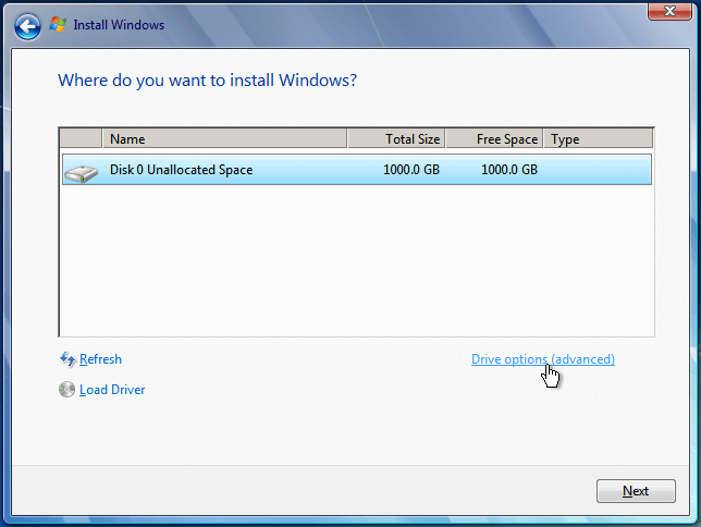 Install Windows 7 from USB or DVD, Step By Step 10