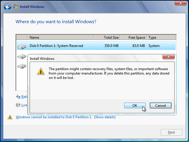 Install Windows 7 from USB or DVD, Step By Step 19