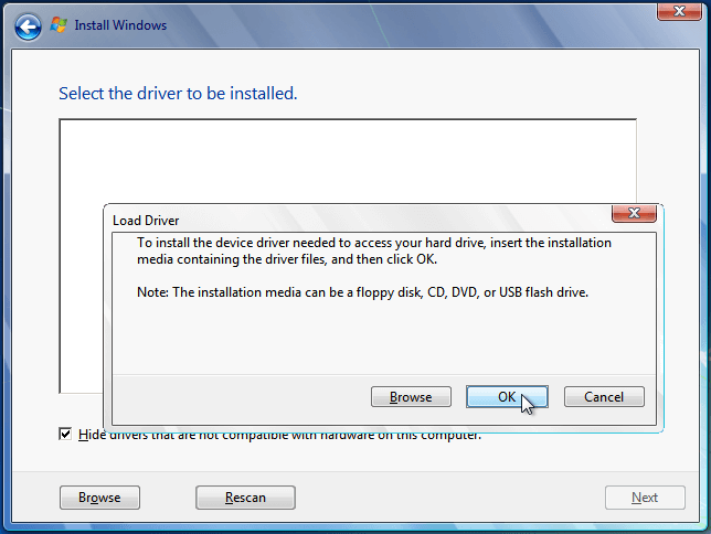 Install Windows 7 from USB or DVD, Step By Step 25
