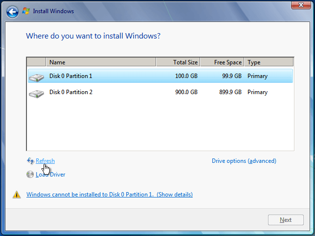 Install Windows 7 from USB or DVD, Step By Step 31