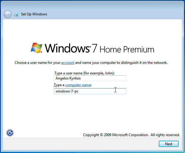 Install Windows 7 from USB or DVD, Step By Step 35