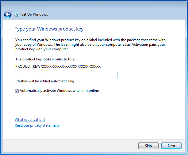 Install Windows 7 from USB or DVD, Step By Step 37