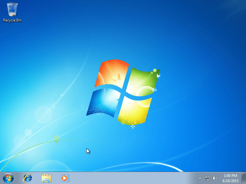 Install Windows 7 from USB or DVD, Step By Step 42