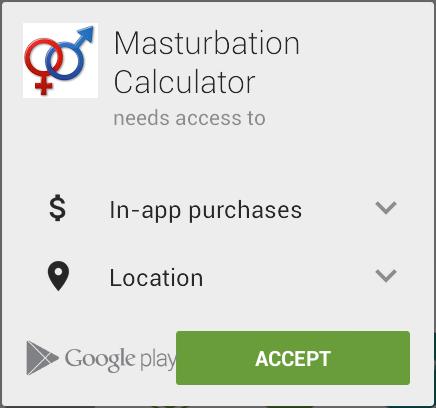 Masturbation Calculator for Android 02