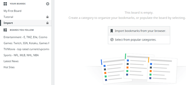 Organize Bookmarks in Chrome - Firefox with Papaly 09
