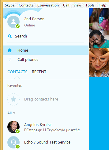 Skype Through Browser With Skype for Web 17