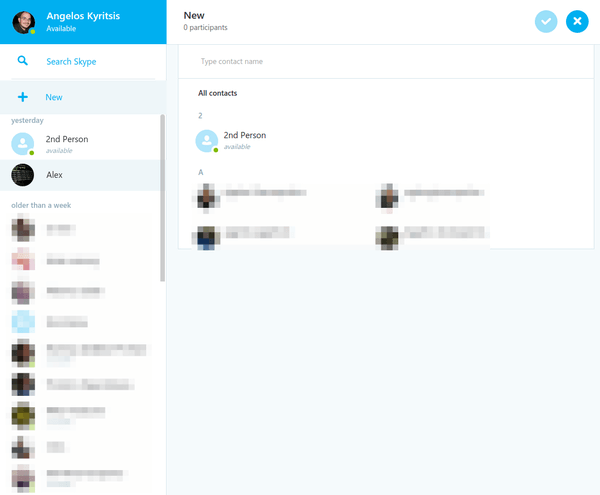 Skype Through Browser With Skype for Web 18