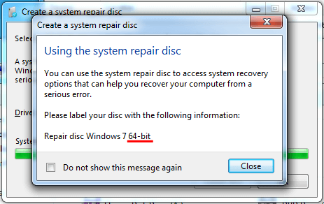 System Repair Disc - A Bootable Rescue CD-DVD-USB for Windows 02a