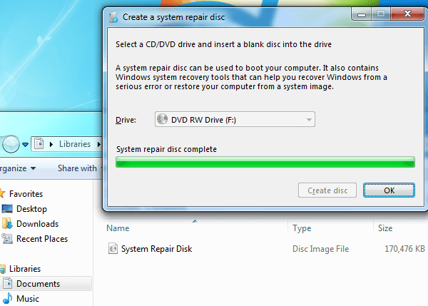 System Repair Disc - A Bootable Rescue CD-DVD-USB for Windows 11