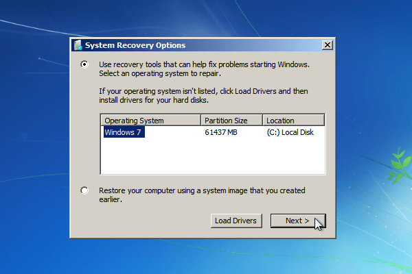 System Repair Disc - A Bootable Rescue CD-DVD-USB for Windows 22
