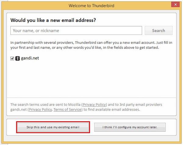 Use Gmail with Thunderbird, for Offline Access and Backup 08