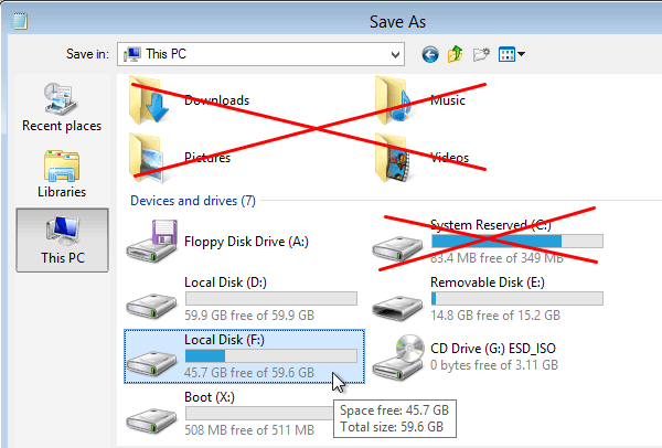 Windows Won't Load - Two Smart Ways to Rescue Our Files 23