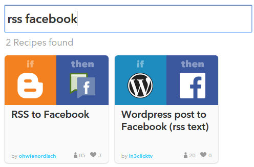 Auto Post to Facebook and Social Media with IFTTT 09