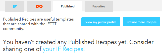 Auto Post to Facebook and Social Media with IFTTT 21