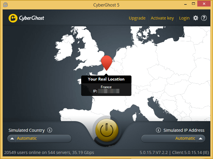 Browse Anonymously with CyberGhost Free VPN 10