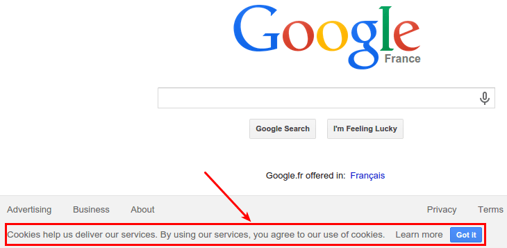 EU User Consent - Prepare your Site for the EU Cookie Law 01