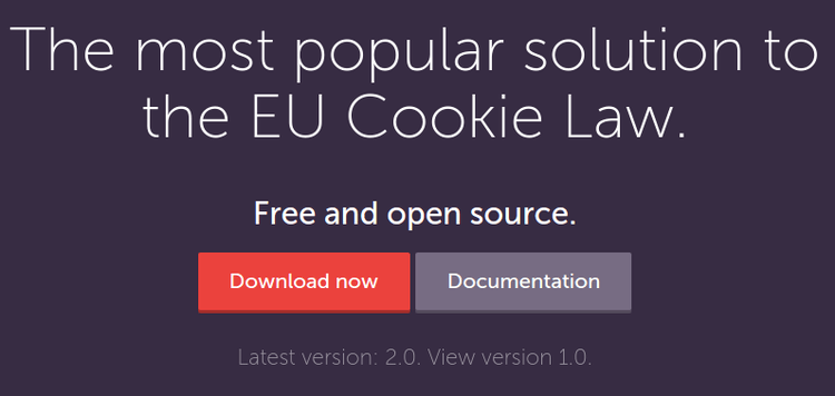 EU User Consent - Prepare your Site for the EU Cookie Law 08