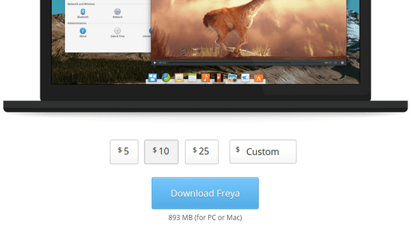 Elementary OS - A Linux Distribution Beautiful as Mac OS X 01
