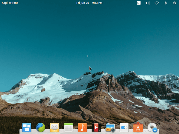 Elementary OS - A Linux Distribution Beautiful as Mac OS X 32