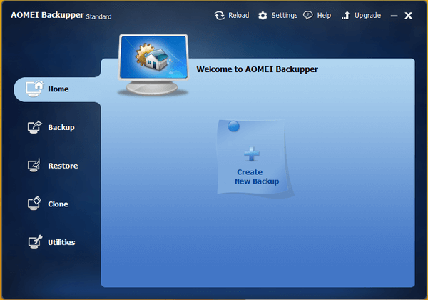 Full Windows Backup as an Image with AOMEI Backupper 03